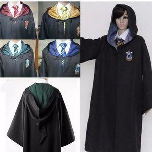 Harry Potter Slytherin robe 💚🖤🐍